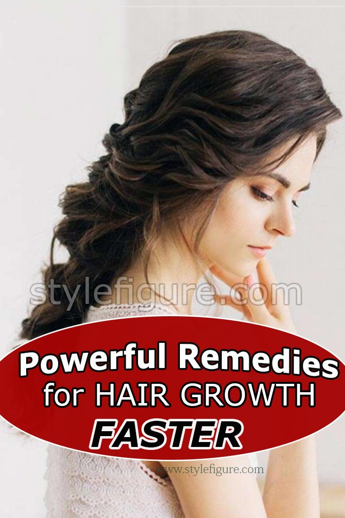 remedies for hair growth faster