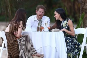 Meghan Markle Prince Harry at Wedding