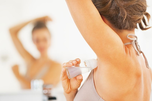 Tips to get rid of body odor