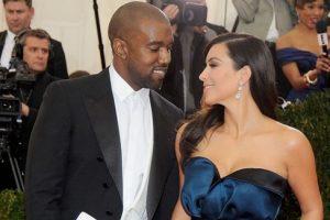 Kim Kardashian Kanye West Birthday