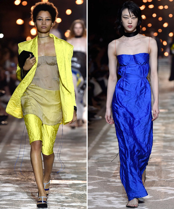 Hugo Runway Show Fashion