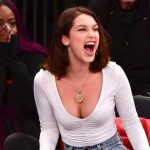 Bella Hadid Smile