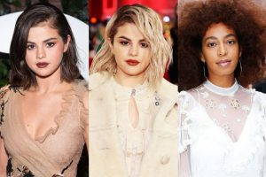 Celebrities Platinum Looks