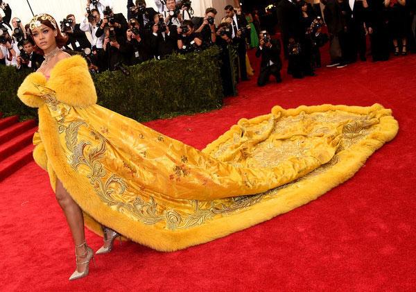 Rihanna as Belle