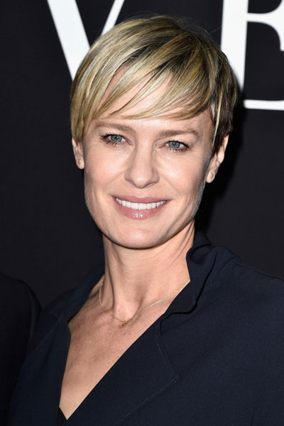 robin wright hairstyle