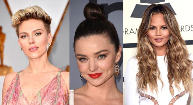 20 Most Stylish Celebrity Mom Hairstyles