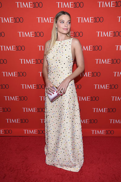 Margot Robbie Met Gala