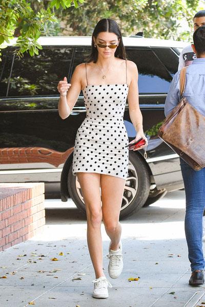 kendall Jenner street fashion